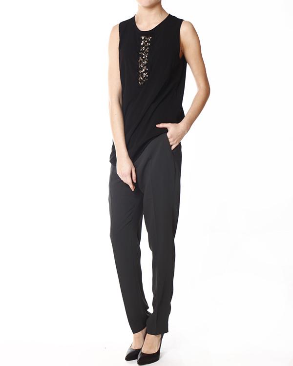 женская брюки P.A.R.O.S.H., сезон: зима 2013/14. Купить за 3800 руб. | Фото 3