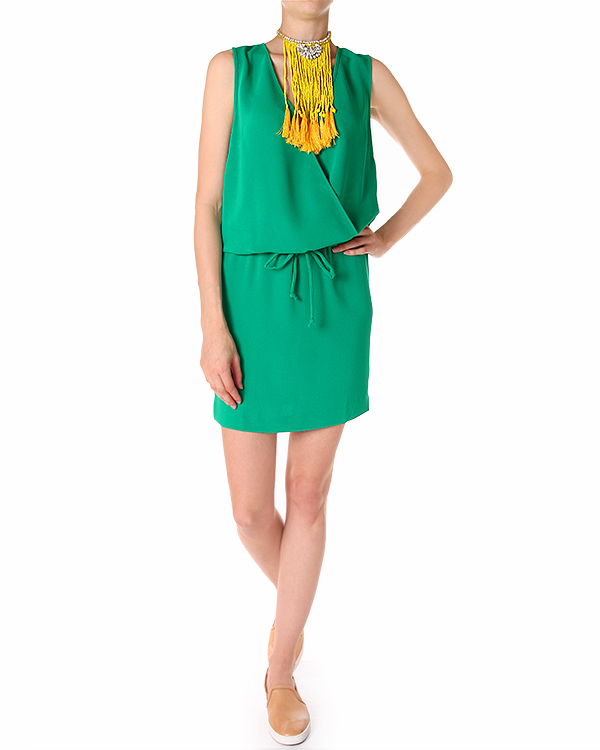 женская платье P.A.R.O.S.H., сезон: лето 2014. Купить за 4400 руб. | Фото 3