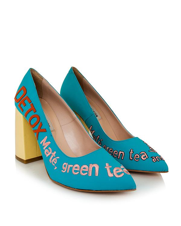 женская туфли Leo Studio Design, сезон: лето 2016. Купить за 6500 руб. | Фото 2