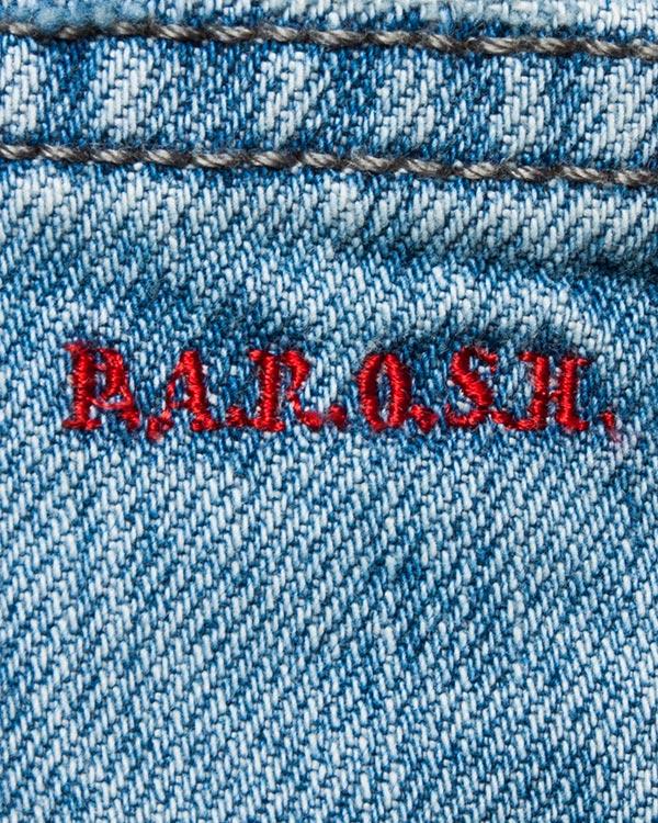 женская джинсы P.A.R.O.S.H., сезон: лето 2016. Купить за 11800 руб. | Фото 4