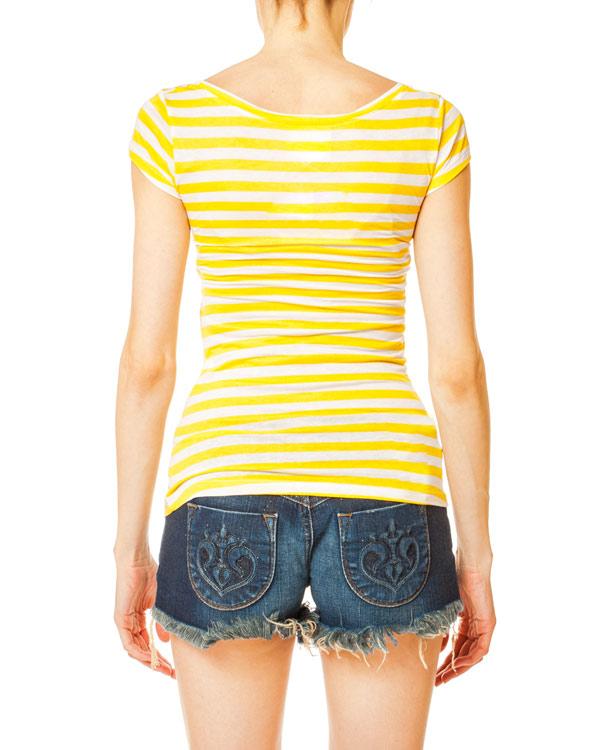 женская футболка Ultra Chic, сезон: лето 2014. Купить за 2900 руб. | Фото 2