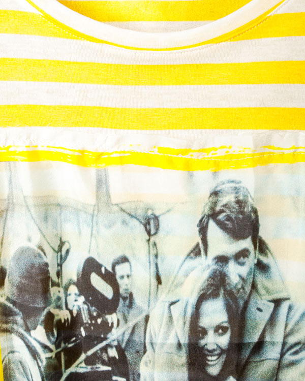 женская футболка Ultra Chic, сезон: лето 2014. Купить за 4800 руб. | Фото $i