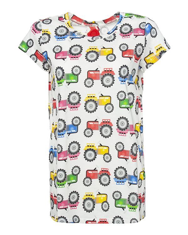 футболка  артикул DG30TRATTORI марки Ultra Chic купить за 5300 руб.