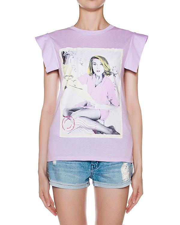 футболка  артикул DG50JANE марки Ultra Chic купить за 4400 руб.