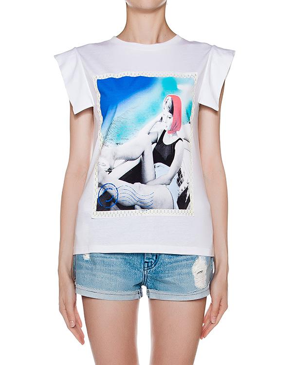 футболка  артикул DG50SOFIA марки Ultra Chic купить за 4000 руб.