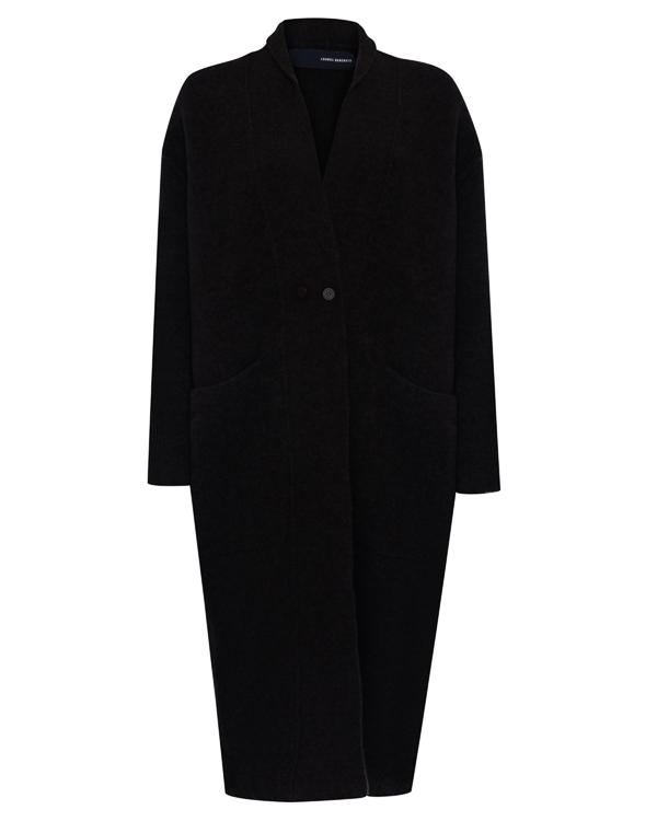 кардиган удлиненного силуэта из шерсти  артикул DK15F17 марки Isabel Benenato купить за 51800 руб.