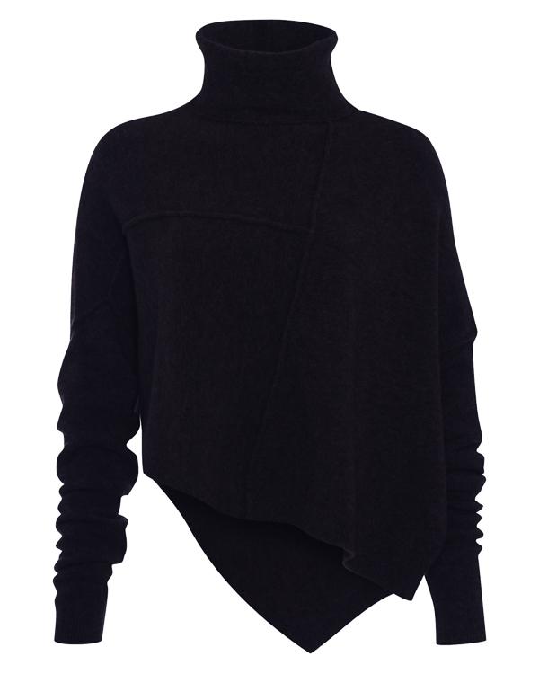 свитер из мягкой шерсти со швами наружу  артикул DK21F17 марки Isabel Benenato купить за 31100 руб.