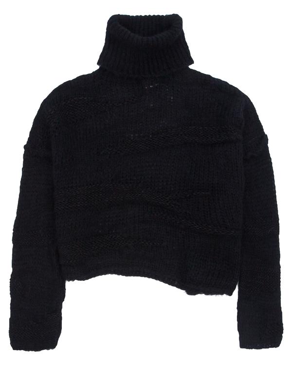 свитер крупной вязки из шерсти артикул DK33F17 марки Isabel Benenato купить за 27600 руб.