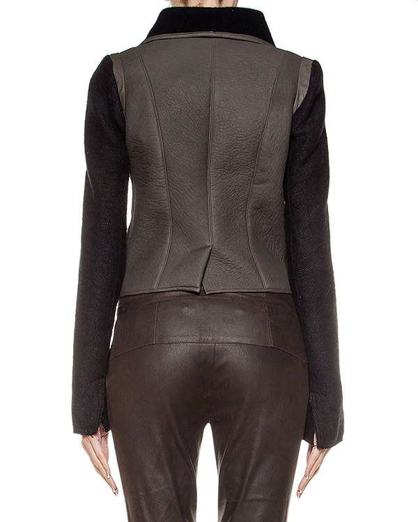 женская куртка Isabel Benenato, сезон: зима 2016/17. Купить за 96800 руб. | Фото 2