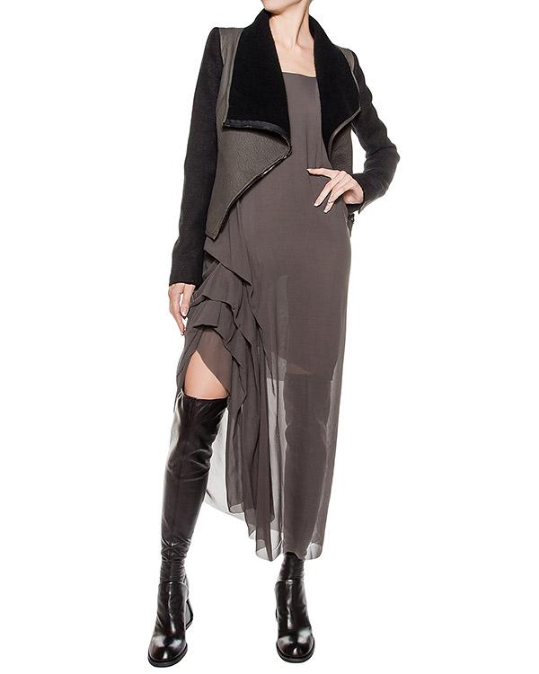 женская куртка Isabel Benenato, сезон: зима 2016/17. Купить за 96800 руб. | Фото 3