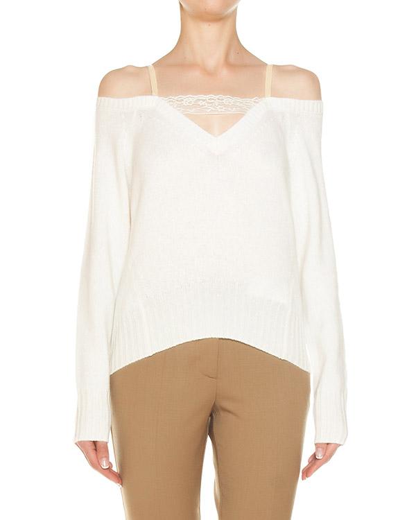 пуловер из шерсти с добавлением кашемира артикул DM129 марки DONDUP купить за 18100 руб.