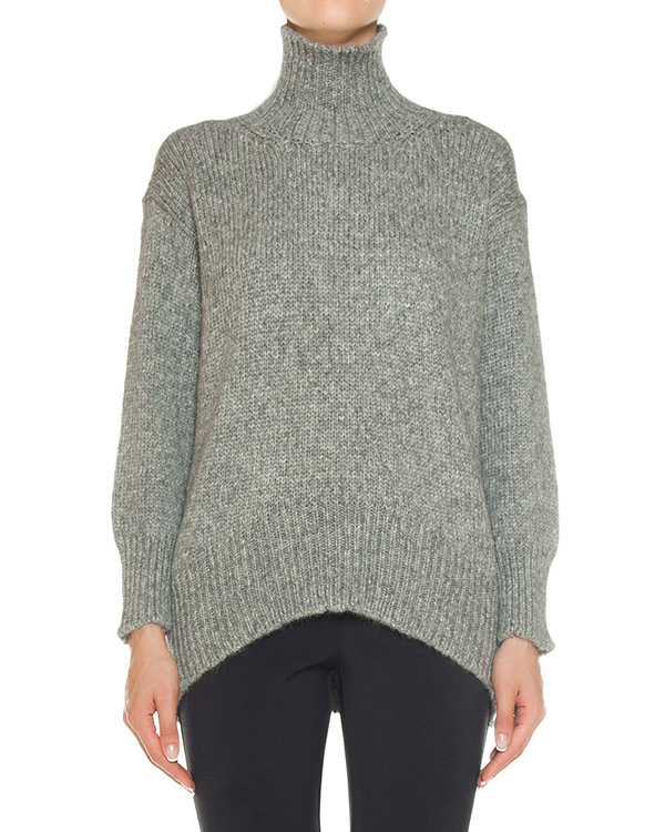 свитер из шерсти альпаки артикул DM143 марки DONDUP купить за 24300 руб.