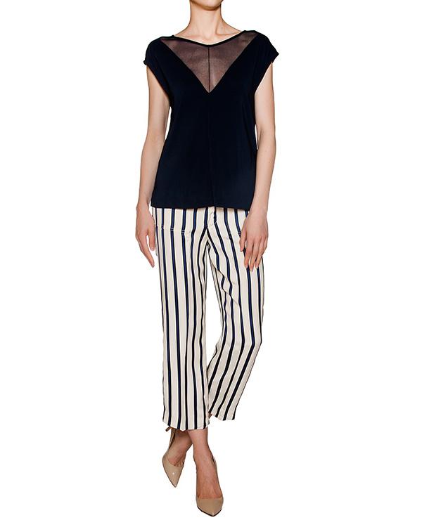 женская брюки DONDUP, сезон: лето 2016. Купить за 13000 руб. | Фото $i