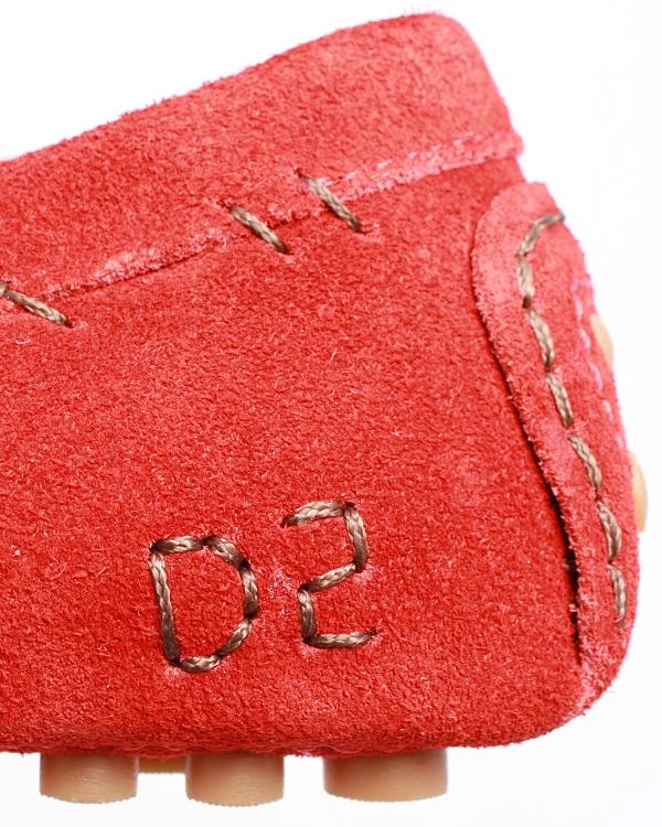 мужская мокасины DSQUARED, сезон: лето 2012. Купить за 10300 руб. | Фото 4
