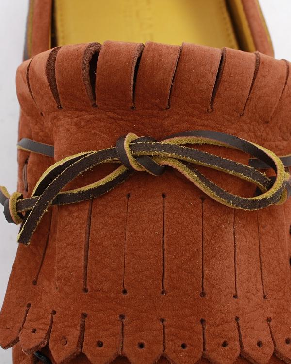 мужская мокасины DSQUARED, сезон: лето 2012. Купить за 10600 руб. | Фото 4