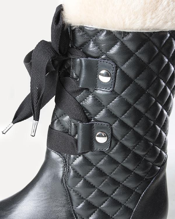 женская сапоги Valentino Red, сезон: зима 2012/13. Купить за 9600 руб.   Фото 4