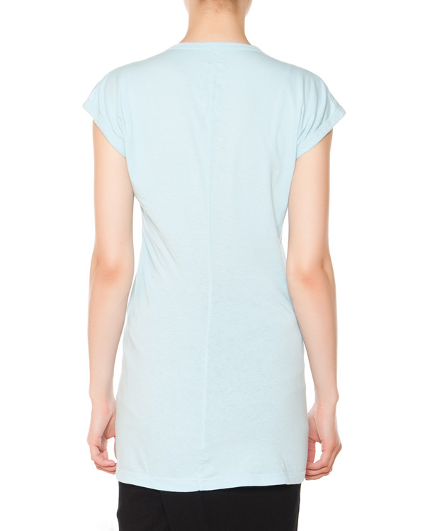 женская футболка RICK OWENS DRKSHDW, сезон: лето 2015. Купить за 8400 руб. | Фото 2