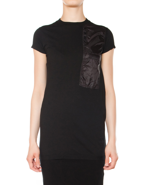 женская футболка RICK OWENS DRKSHDW, сезон: лето 2015. Купить за 11700 руб. | Фото 1