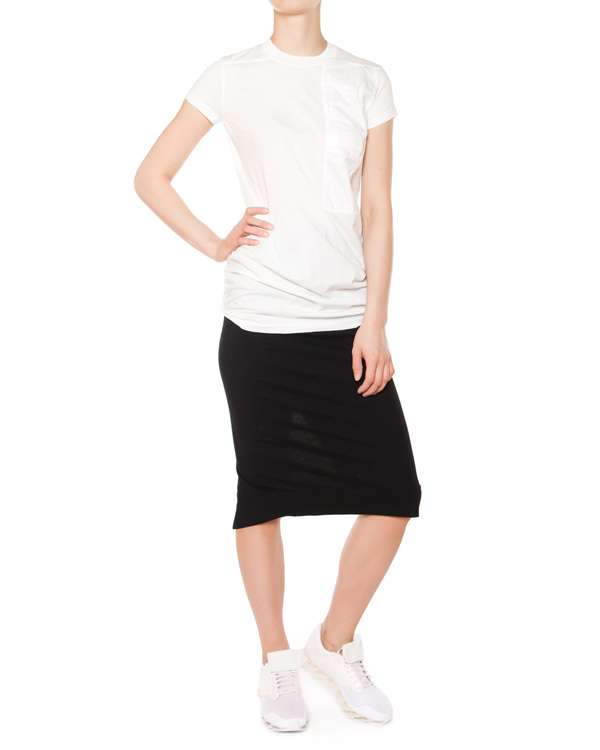 женская футболка RICK OWENS DRKSHDW, сезон: лето 2015. Купить за 11700 руб. | Фото 3