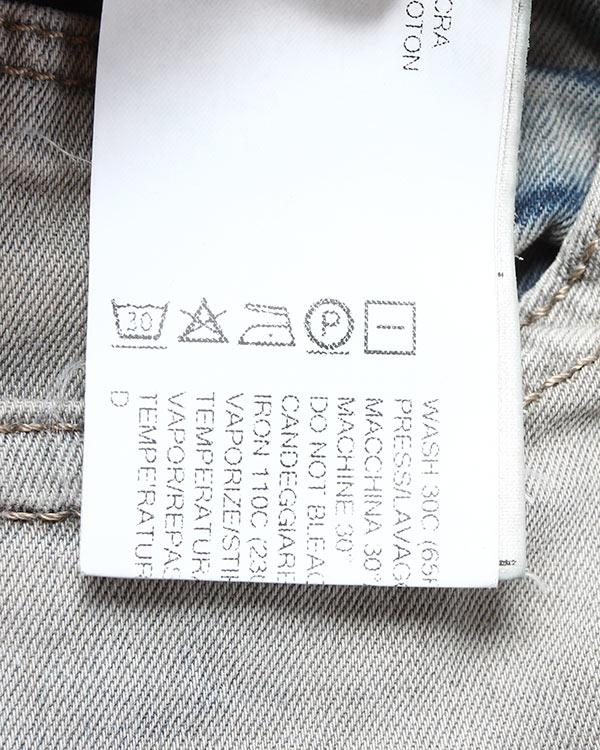 женская джинсы RICK OWENS DRKSHDW, сезон: лето 2015. Купить за 14700 руб. | Фото 5