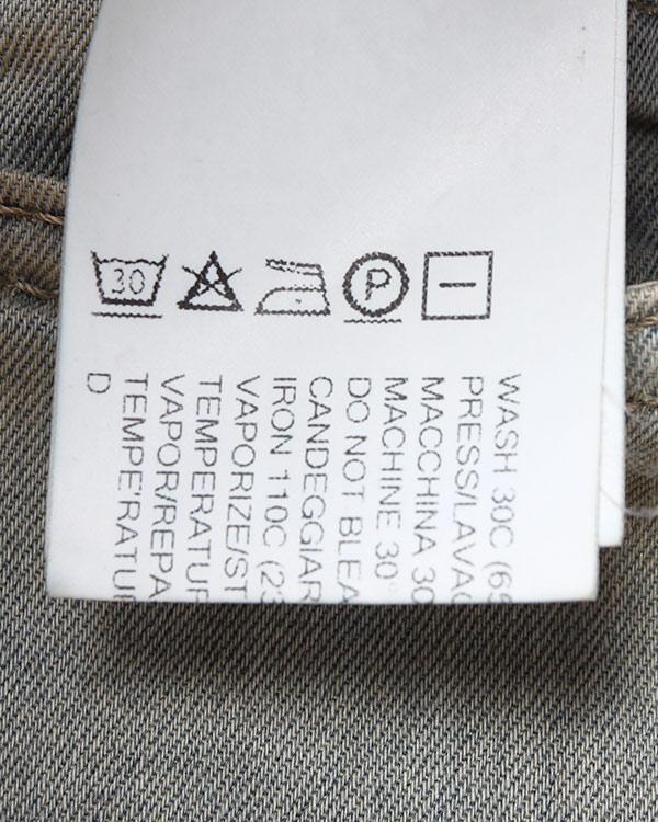 женская джинсы RICK OWENS DRKSHDW, сезон: лето 2015. Купить за 14300 руб. | Фото 5