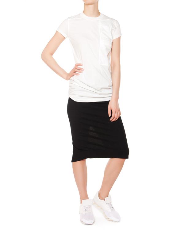 женская юбка RICK OWENS DRKSHDW, сезон: лето 2015. Купить за 9500 руб. | Фото 3