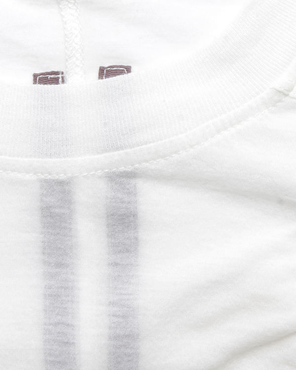 женская футболка RICK OWENS DRKSHDW, сезон: лето 2017. Купить за 11900 руб. | Фото $i