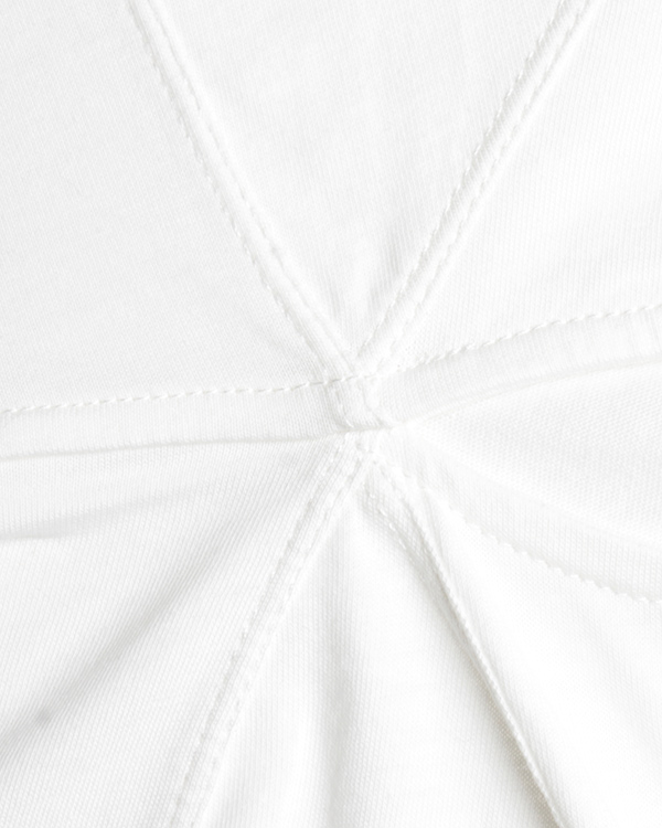 женская туника RICK OWENS DRKSHDW, сезон: лето 2017. Купить за 8300 руб. | Фото $i