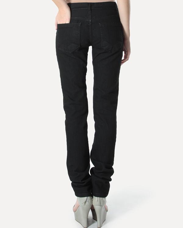 женская джинсы RICK OWENS DRKSHDW, сезон: зима 2012/13. Купить за 5500 руб. | Фото 2