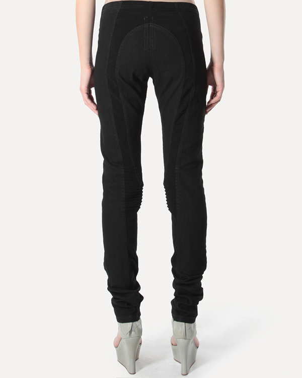 женская брюки RICK OWENS DRKSHDW, сезон: зима 2012/13. Купить за 10000 руб. | Фото 2