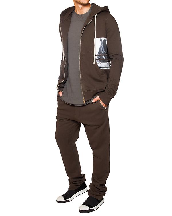 мужская футболка RICK OWENS DRKSHDW, сезон: зима 2015/16. Купить за 11000 руб. | Фото 3