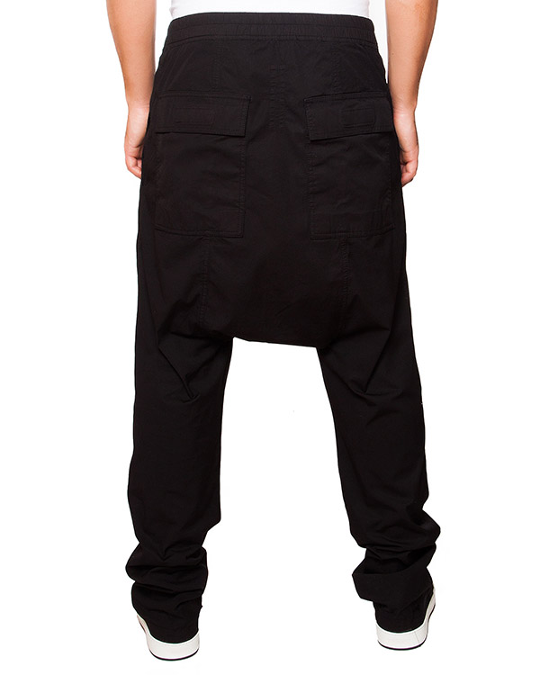 мужская брюки RICK OWENS DRKSHDW, сезон: зима 2015/16. Купить за 22100 руб. | Фото 2