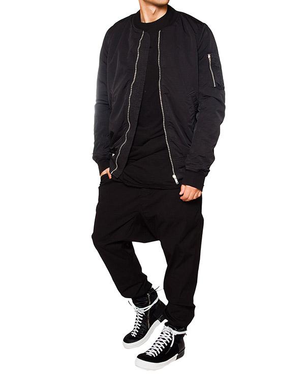 мужская брюки RICK OWENS DRKSHDW, сезон: зима 2015/16. Купить за 22100 руб. | Фото 3