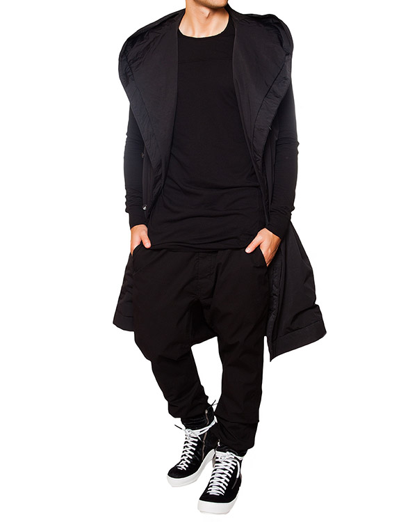 мужская жилет RICK OWENS DRKSHDW, сезон: зима 2015/16. Купить за 41800 руб. | Фото $i