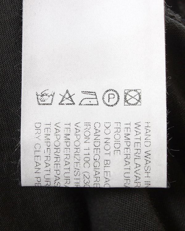 мужская футболка RICK OWENS DRKSHDW, сезон: лето 2015. Купить за 6100 руб. | Фото 5