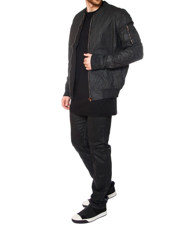 мужская джинсы RICK OWENS DRKSHDW, сезон: лето 2015. Купить за 11500 руб. | Фото 3