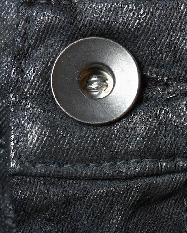 мужская джинсы RICK OWENS DRKSHDW, сезон: лето 2015. Купить за 11500 руб. | Фото 4