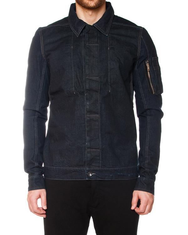 мужская куртка RICK OWENS DRKSHDW, сезон: лето 2015. Купить за 23500 руб. | Фото 1