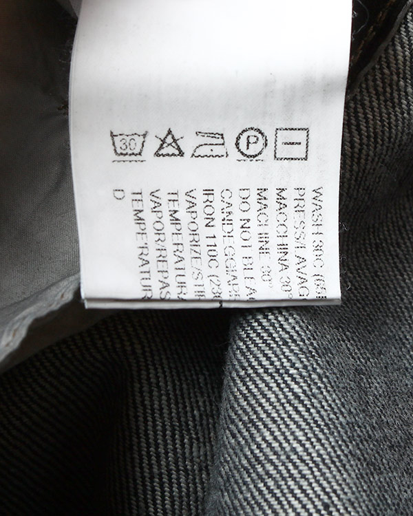 мужская куртка RICK OWENS DRKSHDW, сезон: лето 2015. Купить за 23500 руб. | Фото 5