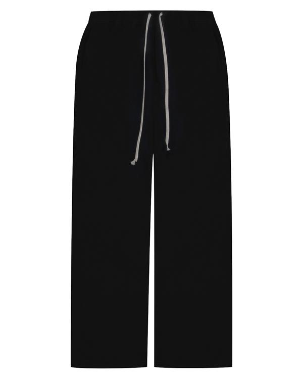 брюки свободного силуэта из хлопка  артикул DU17F2388F марки RICK OWENS DRKSHDW купить за 32300 руб.