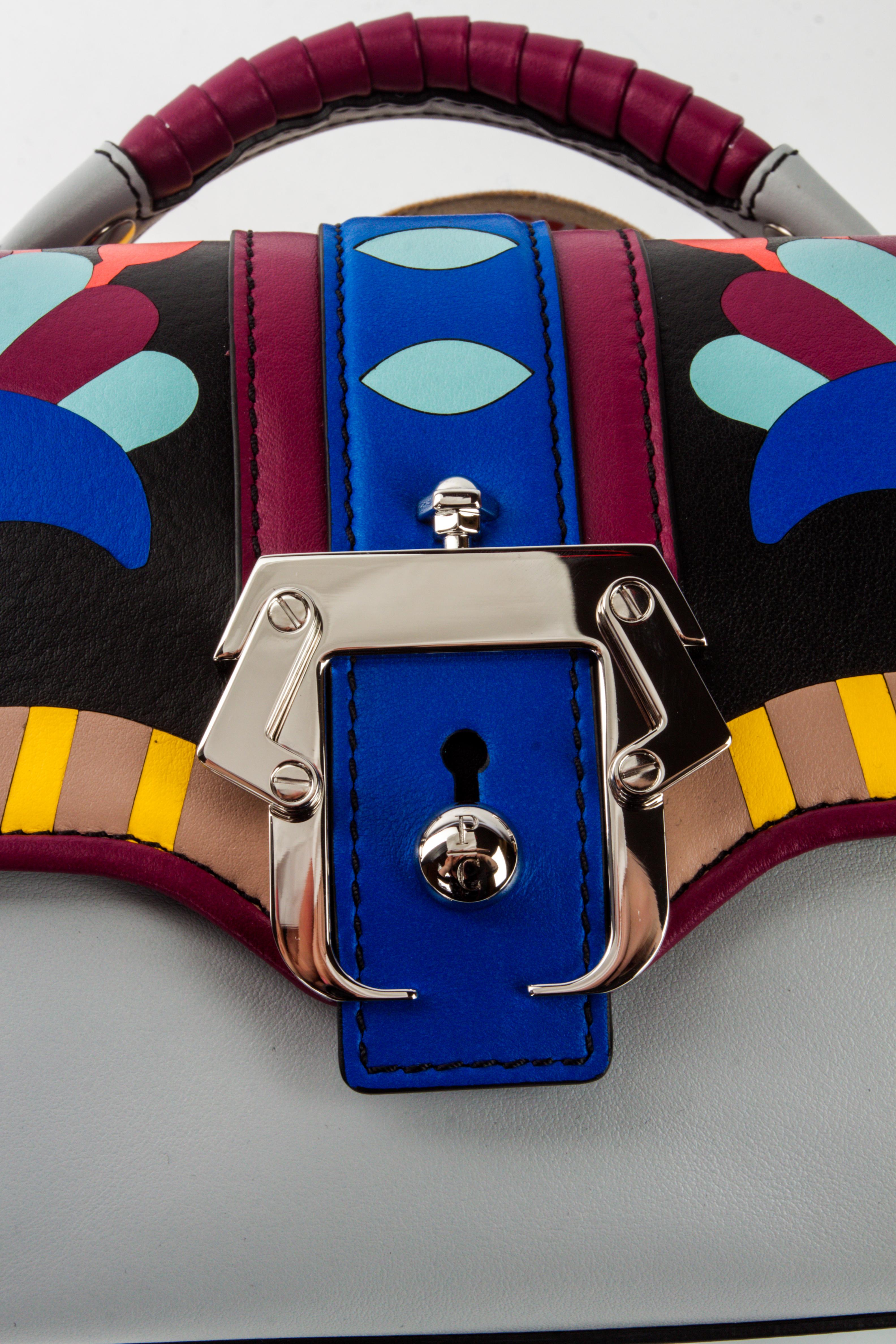аксессуары сумка Paula Cademartori, сезон: лето 2016. Купить за 126000 руб. | Фото 4