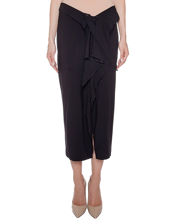 женская юбка Isabel Benenato, сезон: зима 2016/17. Купить за 33500 руб. | Фото 1