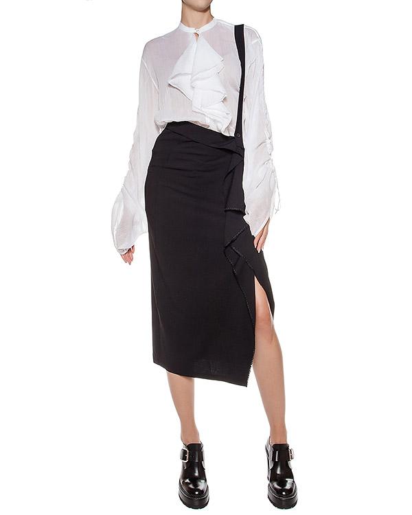 женская блуза Isabel Benenato, сезон: зима 2016/17. Купить за 29200 руб. | Фото 3