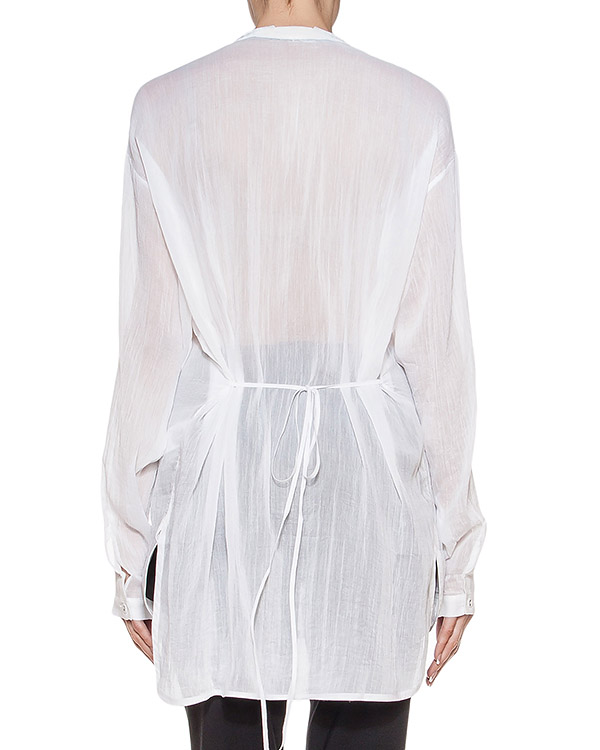 женская блуза Isabel Benenato, сезон: зима 2016/17. Купить за 31100 руб. | Фото $i