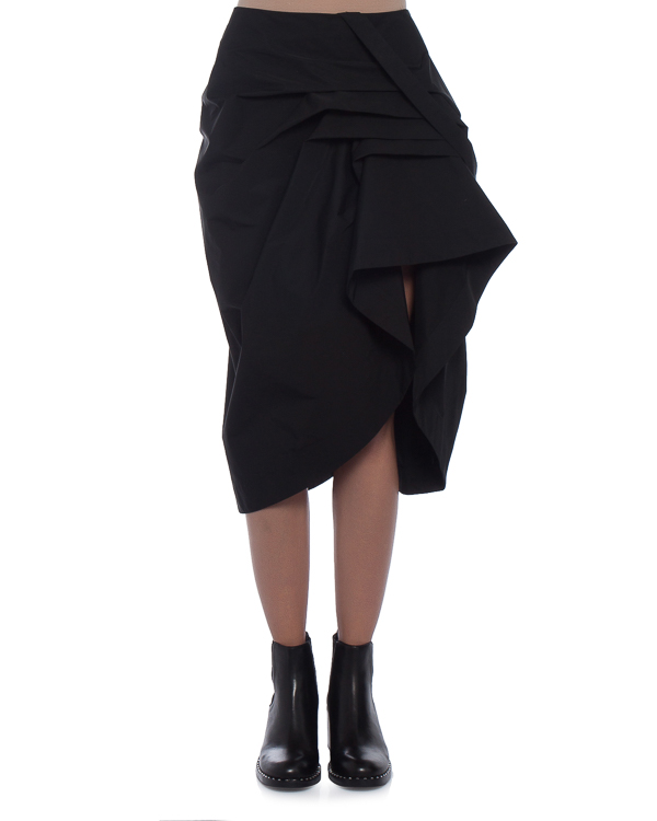 женская юбка Isabel Benenato, сезон: зима 2017/18. Купить за 30900 руб. | Фото $i