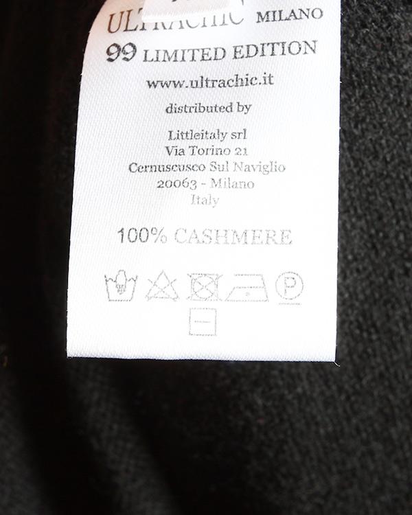 женская водолазка Ultra Chic, сезон: зима 2014/15. Купить за 15200 руб. | Фото 5