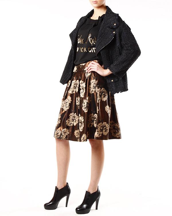 женская юбка SEMI-COUTURE, сезон: зима 2013/14. Купить за 7500 руб. | Фото 3