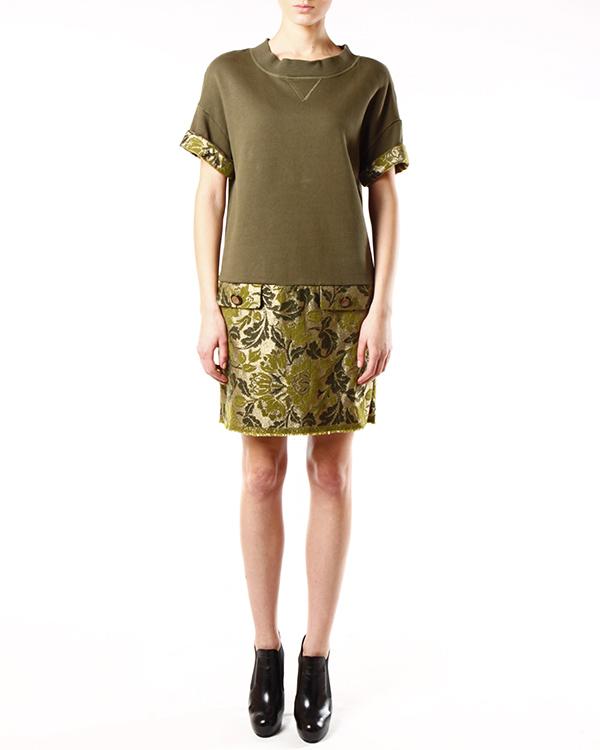 женская платье SEMI-COUTURE, сезон: зима 2013/14. Купить за 9100 руб. | Фото 1