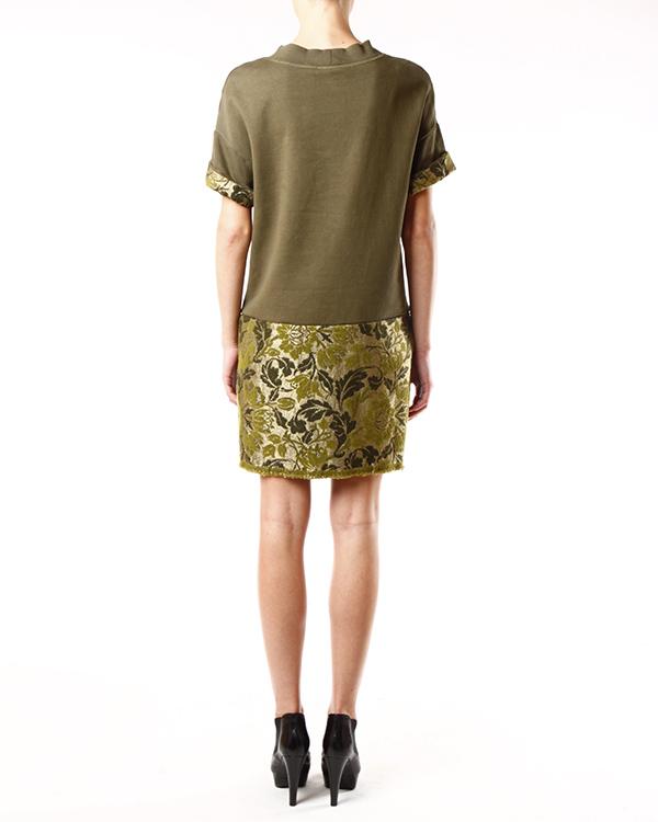 женская платье SEMI-COUTURE, сезон: зима 2013/14. Купить за 9100 руб. | Фото 3