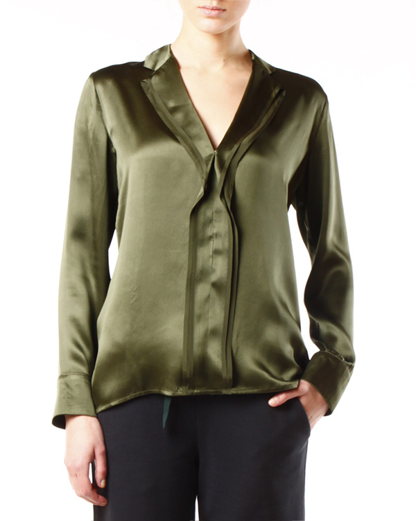 женская блуза SEMI-COUTURE, сезон: зима 2013/14. Купить за 8200 руб. | Фото 1